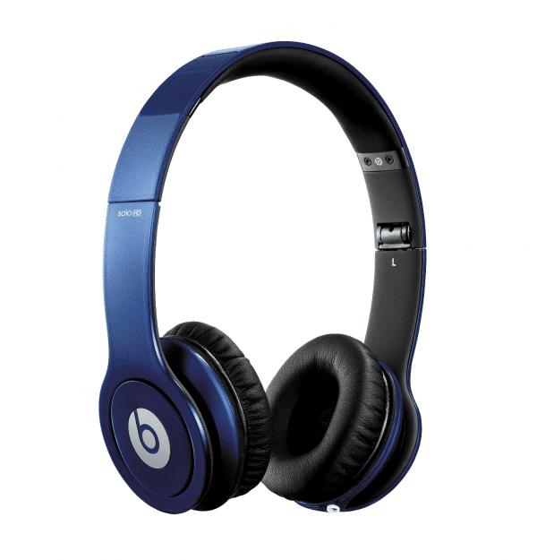 Solo HD Blue Headphones