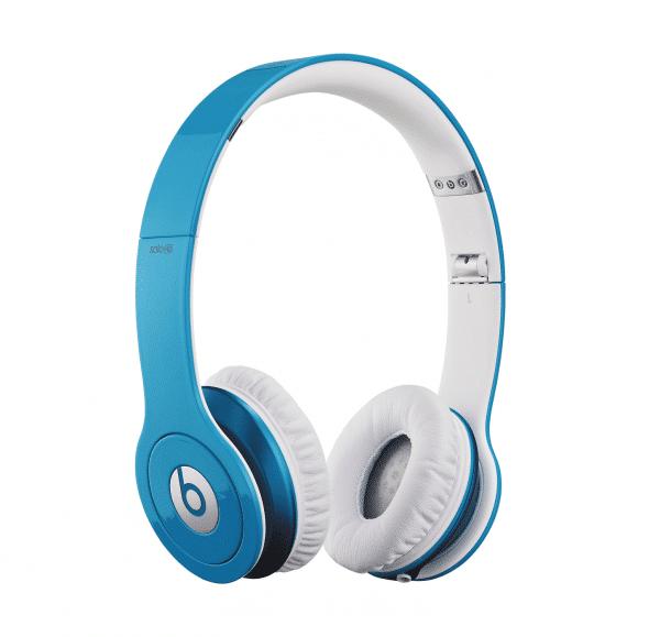 Solo Hd Light Blue Headphones
