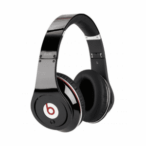 Beats Studio 1 Black Headphones