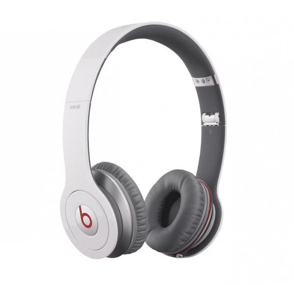 Solo HD White Headphones