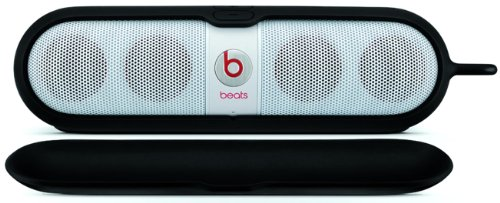 Dr Dre Beats Pill Portable Black Silicon Sleeve