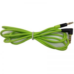 Studio 2 Beats Green Aux Cable