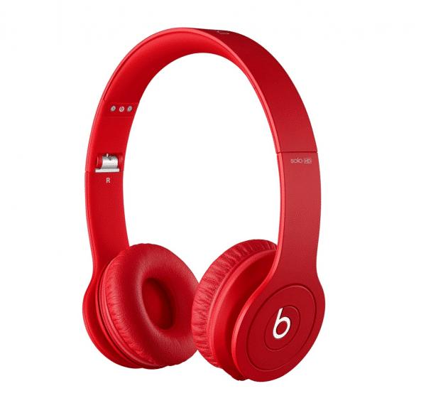 BEATS Solo HD Red Headband