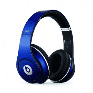 Beats Studio 1 Blue Headphones