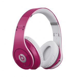 Beats Studio 1 Pink Headphones