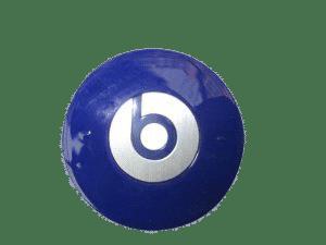 Beats Studio Blue Battery Cover
