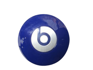 Beats Studio Blue Battery Cover