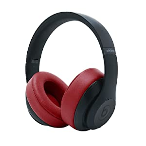 Burgundy Studio 2 Headphones