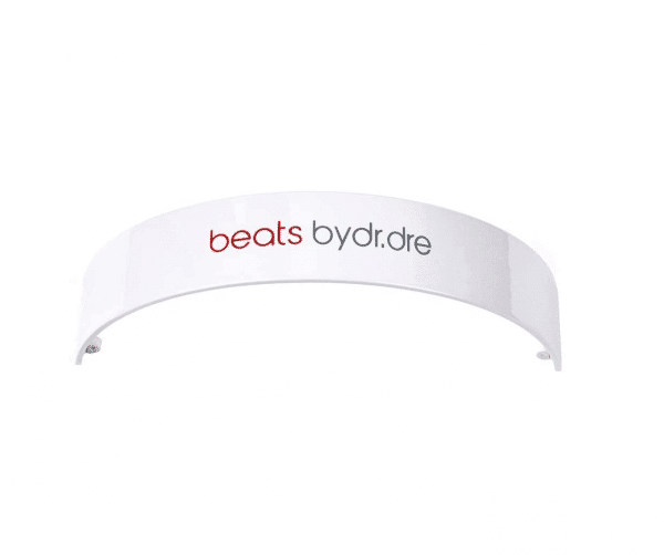 Solo HD Wired White Headband Part