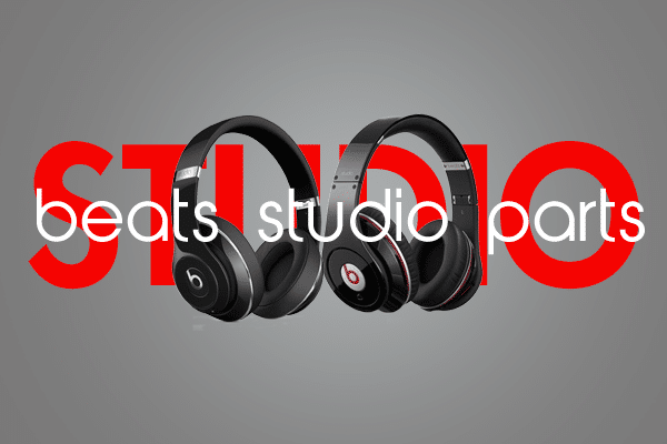 Beats Headphone Replacement Parts