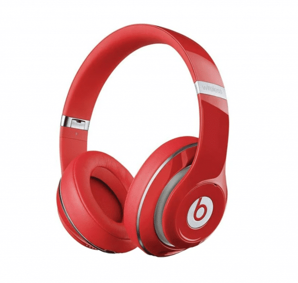 Beats Studio 2 Red Headphone