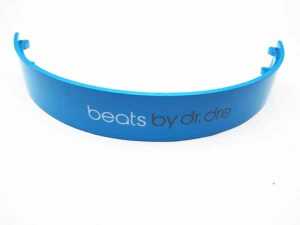 Light Blue Glossy Solo HD Headband