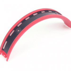 Studio 2 Red Headband Padding