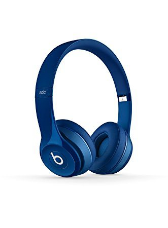 Solo2 Blue Headphones