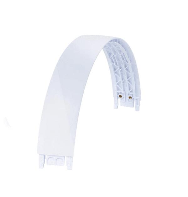 Solo2 White Headphone Headband