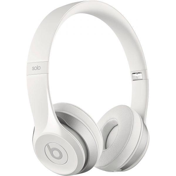 Solo2 White Headphone