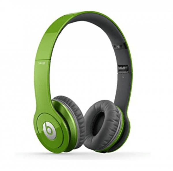 Solo HD Green Headphone