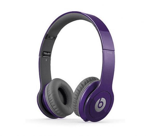 Solo HD Purple Headphone