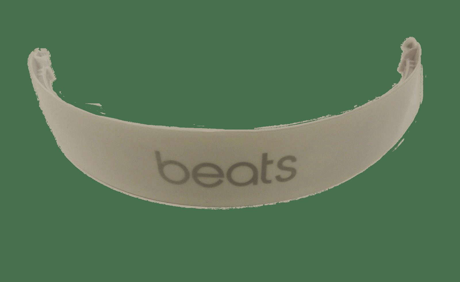 Earphones headband - earphones without rubber
