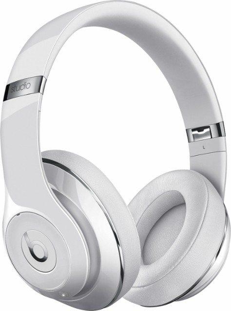 Studio 2 White Headphones