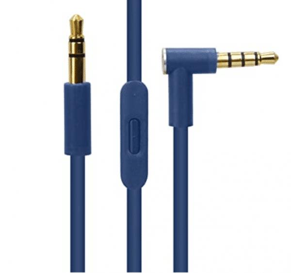 Beats Blue Audio Cable