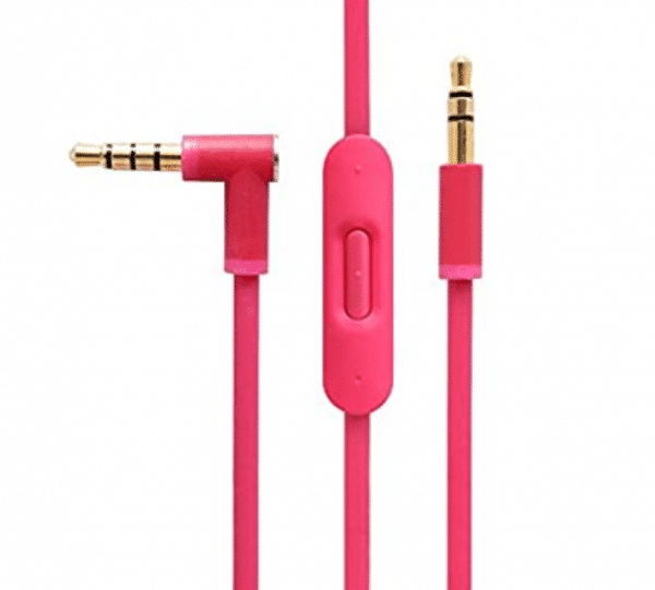 Beats Pink Audio Cable
