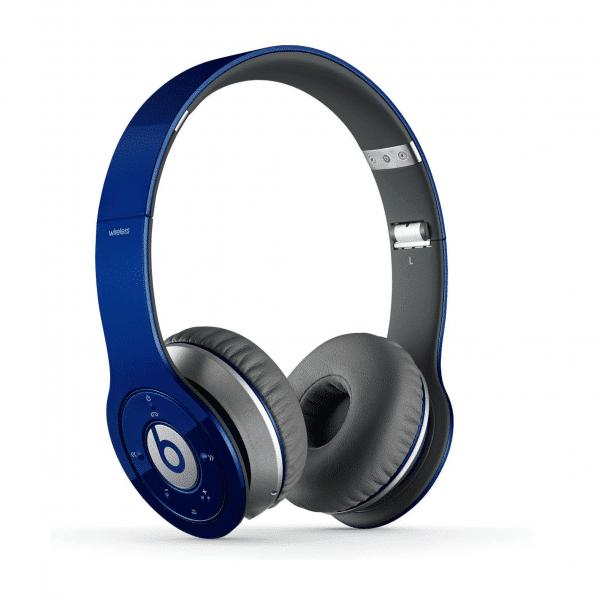Beats Solo Wireless 1st Gen Blue Headphones