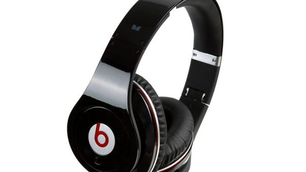 Beats Studio 1st Gen Black headphoens