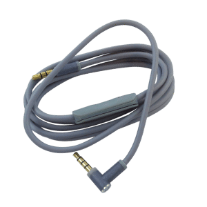 Studio 2 Gray Aux Cable