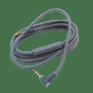 Studio 2 Gray Aux Cable