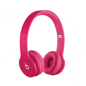 Solo HD Drenched Pink Headphones