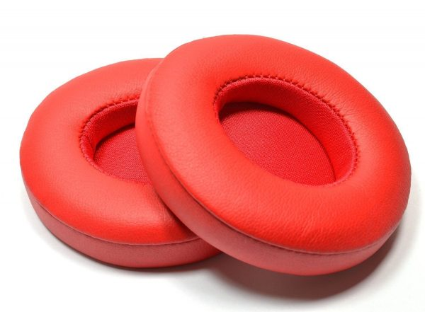 Red Solo3 Ear Pads