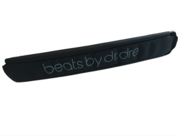 Beats Pro Black Headband Wrap