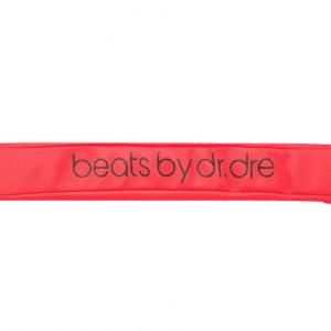 Red Beats Pro Headband Wrap