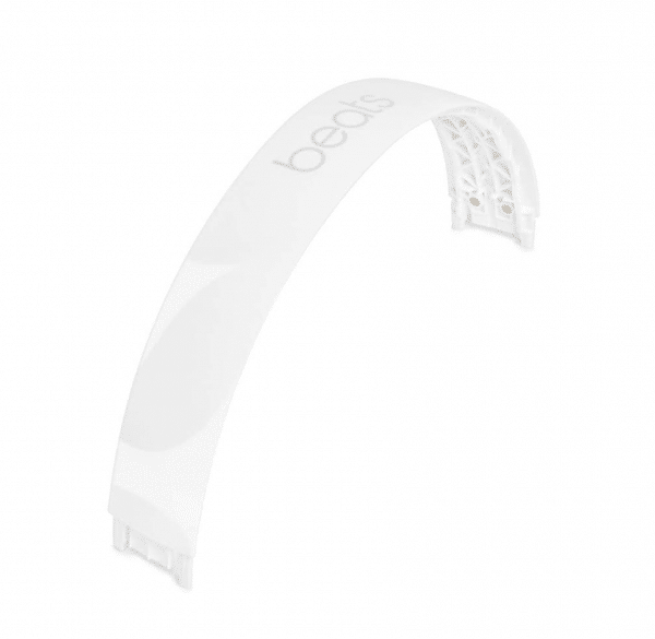 Solo3 White Headphones Headband