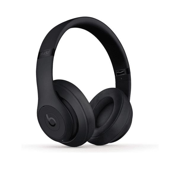 Beats Studio 3 Black Headphones