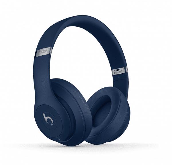 Beats Studio 3 Blue Headphones