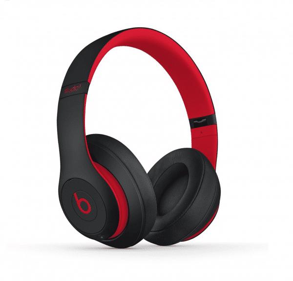 Beats Studio 3 Defiant Red Headphones