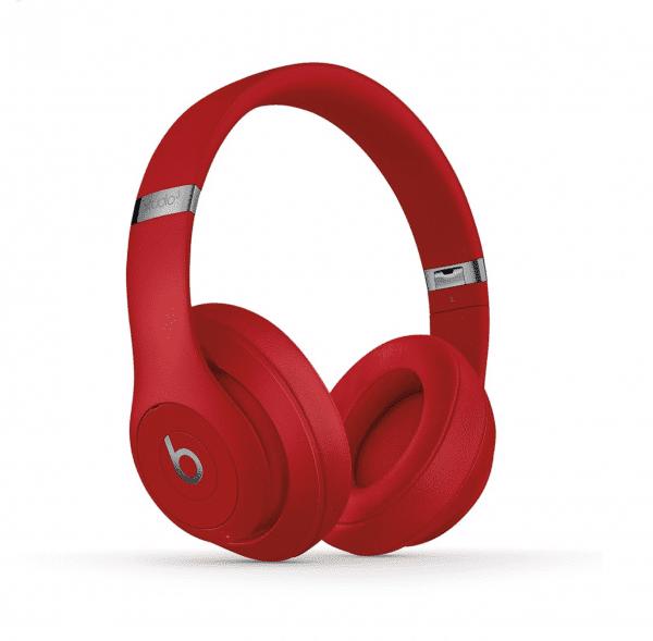Beats Studio 3 Red Headphones
