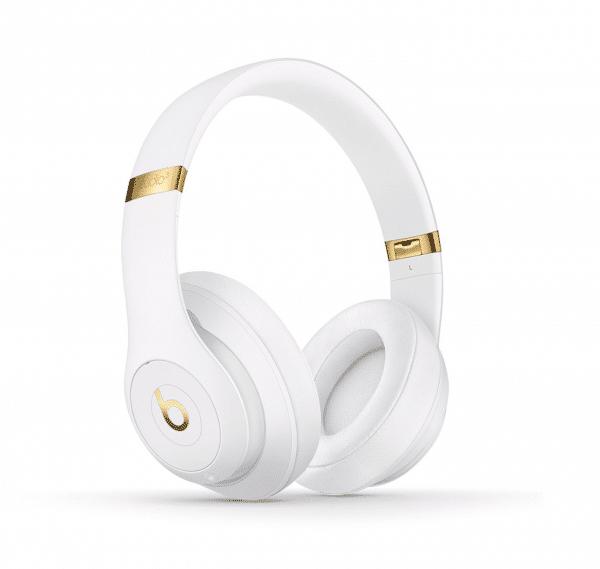 Beats Studio 3 White Headphones