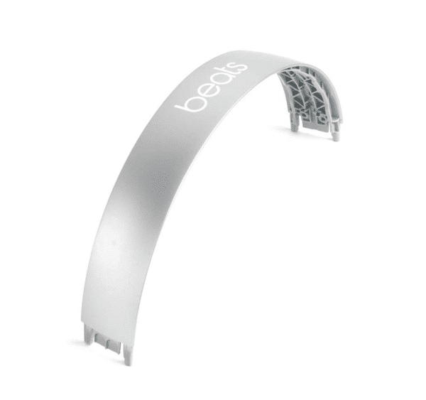 Silver Solo 3 Headband