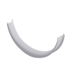 Solo2 White Headband Cushion Pad