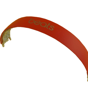 Solo 3 Matte Red Headband Part