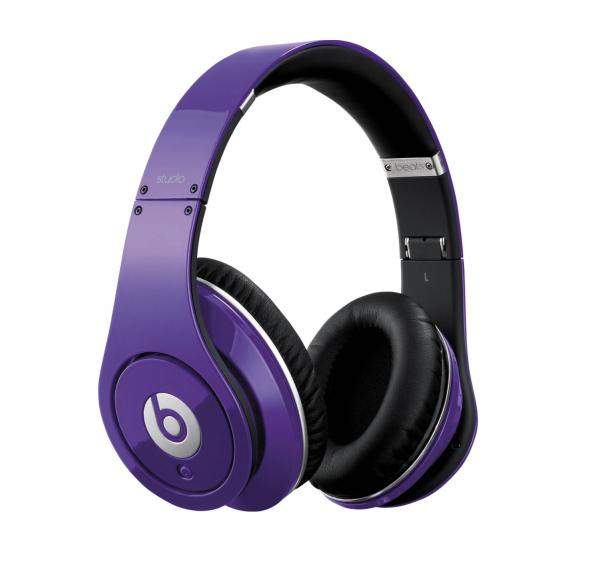 Beats Studio 1 Purple Headphones