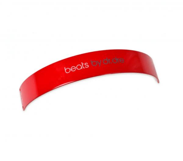 Beats Studio 1 Red Headbands
