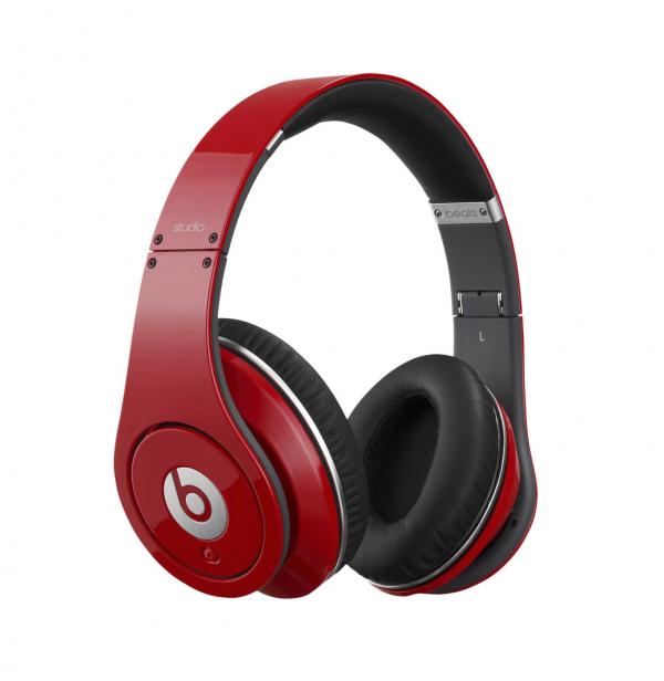 Beats Studio 1 Red Headphones