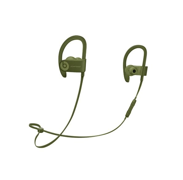 Powerbeats3 Turf Green Earphones
