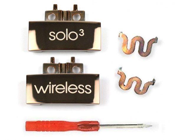 Solo3 Gold Hinge Connectors