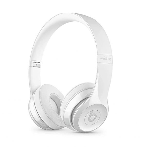 Solo3 White Headphones