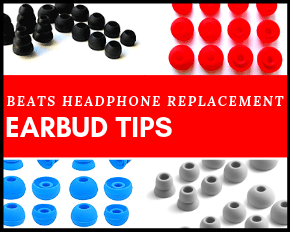Beats Replacement Parts Earbud Tips